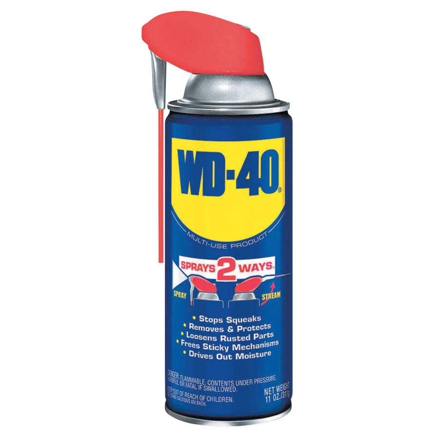 LUBRICANT SMART CAN WD-40 SPRAY 11OZ
